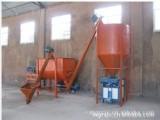 南京卧式干粉砂浆混合机 卧式干粉砂浆成套设备,卧式混合设备
