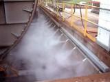 石家庄喷雾设备 降尘喷雾机 工厂抑尘设备