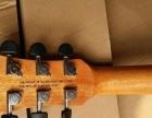 转正品单板吉他,41寸云杉单板民谣木吉他