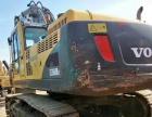 转让 挖掘机沃尔沃价格优惠原版原样动力超强包运送