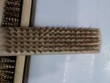 大量批发零售木柄钢丝刷清理金刚菩提专业镀铜刷子文玩佛珠工具