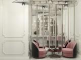 杭州美容院设计 美容会所装修 美容SPA设计