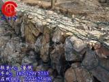 青海地质灾害防治格宾石笼网 护堤加固铅丝石笼 镀锌材质