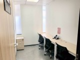 1380元 罗湖金丰城大厦 高大上 办公室招租,可注册