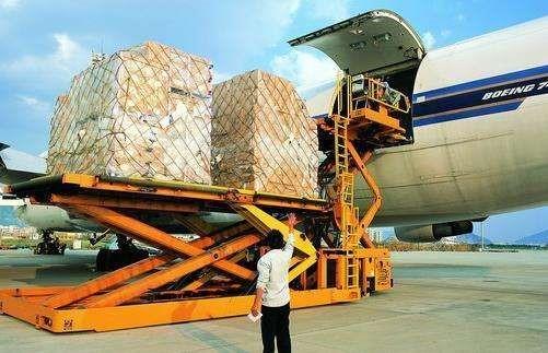 武汉机场国际空运