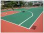硅pu篮球场翻新,广州硅pu篮球场施工