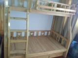 武汉快达家具办公用品高低床柜台货柜货架专业回收