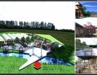 合肥农家乐装修 农家乐餐厅设计 太湖湾农庄设计案例