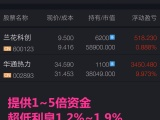 深圳福田股票配资公司:跟股市过招还要找个硬后台!