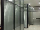 蘭州雙層百葉玻璃隔斷