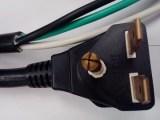 SJT电源线UL美国20A 25A工业插头电线