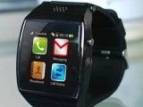批发生产手机 蓝牙智能手表手机 SIM卡穿戴设备 全面兼容安卓系