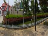 茂名PVC塑钢护栏 草坪护栏 PVC别墅护栏 厂家供应定做