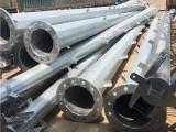 35KV输电钢杆厂家国网入围 电力钢杆图纸定制