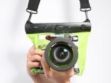 特比乐GQ-518水下单反相机防水袋相机防水套相机潜水袋包佳能尼