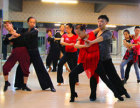 西门成人拉丁舞培训机构国际认证