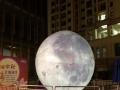 【低价租赁】发光月球、充气月球、大型充气泳池