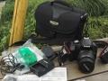 出售:佳能500D单反相机18-55套机
