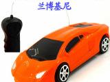 二通遥控电动汽车儿童玩具车男孩赛车模型兰博基尼浙江义乌批发