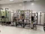 显像管清洗超纯水设备 ,阴极生产配料用纯水设备