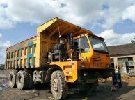 矿区重型机械专用宽体车