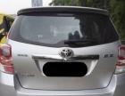 丰田逸致2012款 逸致 1.8 无级 180E 精英多功能版