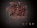 定制巧克力工艺品 巧克力logo 巧克力雕塑