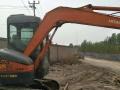 日立 ZX55USR-5A 挖掘机  (个人转让挖掘机)