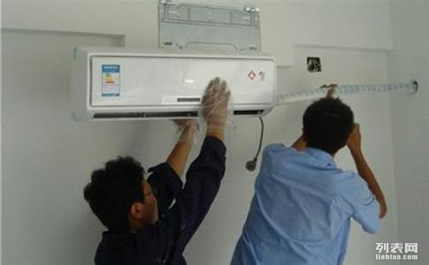温州专业精修空调加液配遥控铜管预埋修好收费保修一年