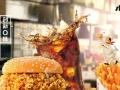 2017火热餐饮加盟项目仕客德汉堡成功创业一店顶三