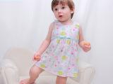 诗米克婴儿裙子全棉连衣裙 女童夏季公主裙 品牌童装批发厂家直批