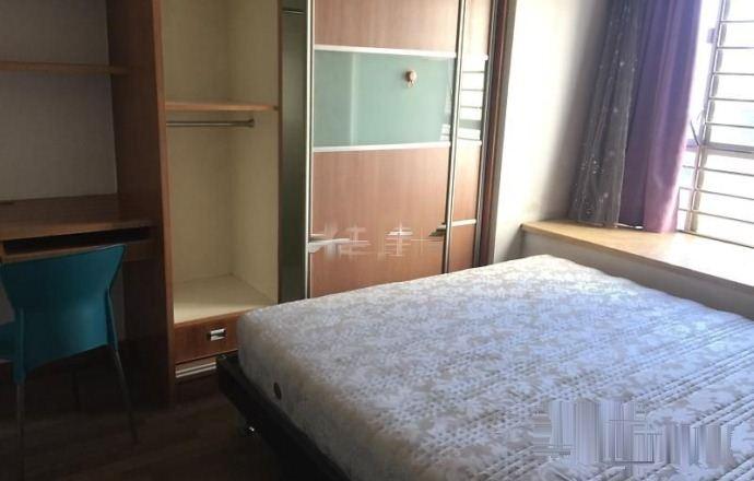 柏景苑 1200元 2室2厅1卫 普通装修,家具家电齐全