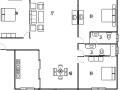 园林式小区/户型正气两南一北厅南北直通/对口市重点上外附小