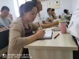 山东现在的中医针灸培训班大学老师上课