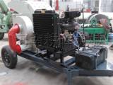 黄山大量供应大小型生物质颗粒机-带轮柴油木屑机