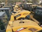 二手20吨22吨26吨压路机 胶轮铁三轮双钢轮压路机交易市场
