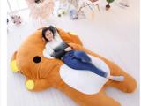 【厂家直销】轻松熊床垫 卡通龙猫睡垫地垫