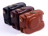 佳能数码相机包G1X皮套 摄影包 复古 原装专用