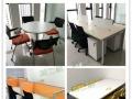国际进口品牌办公家具、办公桌椅现货仓储低至一折起
