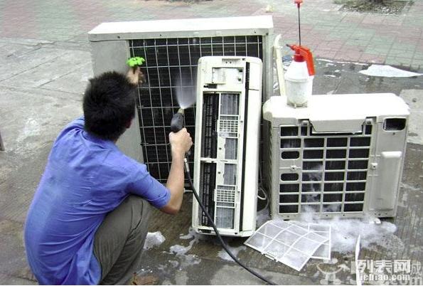 宜兴市宜城镇空调油烟机热水器清洗油烟机