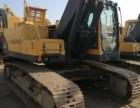 二手挖掘机 沃尔沃210b 纯土方车!