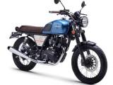 长春分期零首付购车阿瑞斯复古摩托车250排量