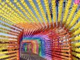 厦门荷兰风车木质风车展