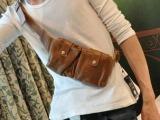 新店特价 胸包 男 潮 小烟包 手机包皮包 休闲时尚腰包