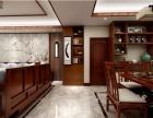武汉汉阳装饰公司 创享家装饰113平新中式风格效果图
