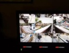 专业安防监控摄像头安装