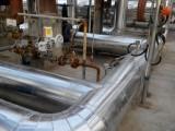 罐体岩棉板保温施工工程 白铁皮通风管道保温施工队