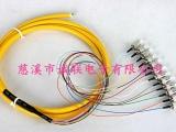 诚联**电信级1.5米光纤尾纤单模单芯FC12芯束状尾纤