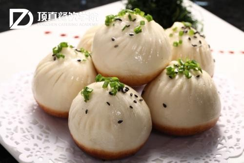 小杨生煎上海特色生煎包培训加盟总部,短期速成