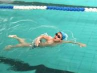 女游泳教练招生一对一培训